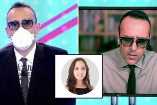 """Una periodista remite una amenaza durísima al """"matón de instituto"""" Risto Mejide"""