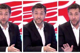 Paolo Vasile suelta a su dóberman para que culpe al PP y defienda a Pedro Sánchez con más de 2200 españoles muertos por coronavirus