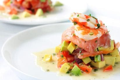 Ensalada de salmón: Las cinco mejores recetas