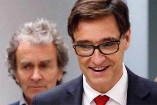 Da pánico estar en estas manos: Fernando Simón y Salvador Illa anulan su comparecencia tras enterarse que Sánchez decretará el estado de alarma
