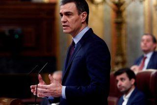 Pedro Sánchez afónico y con 'ahogos' dispara la alarma: