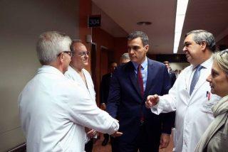 """Un médico a Sánchez: """"inútil, los muertos te dan igual; te importa solo el feminismo o colocar a Iglesias en el CNI"""""""