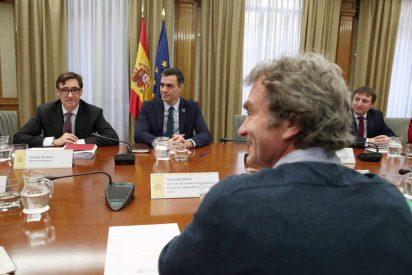 Estalla Moncloa: sus empleados denuncian a Sánchez e Iglesias y 'aíslan' a Marlaska, Robles, Illa y Ábalos