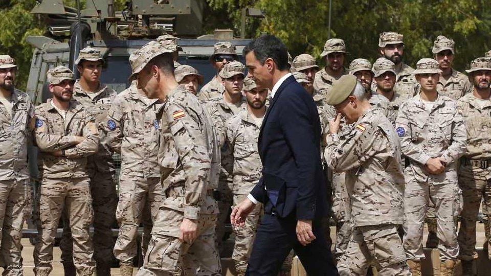 Exclusiva: el Ejército pone en cuarentena a los soldados que aislarán a Madrid por el coronavirus