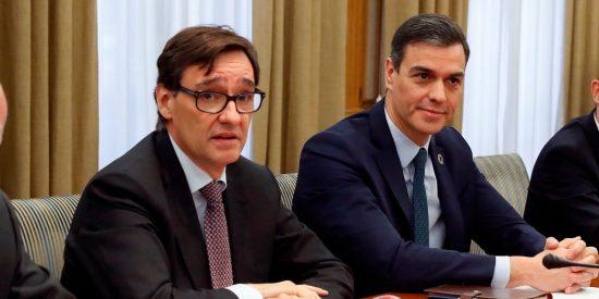 Illa impone el cierre de Madrid cuando aún resuena el triunfalismo de Sánchez con la aniquilación del coronavirus