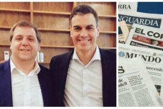 El presidente de Correos le hace un favor impagable a su amigo Pedro Sánchez fulminando el reparto de periódicos