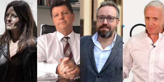 """El digital izquierdista CTXT acusa a Cristina Seguí, Girauta, OKDiario y Periodista Digital de tratar de """"atizar el odio para desgastar al Gobierno"""""""
