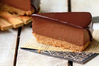 Tarta de Chocolate: Preparación en quince minutos