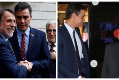 El cártel televisivo 'amenazó' con dejar tirado a Sánchez si no les rescataba con millones en ayudas que pagarán los arruinados españoles