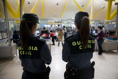 El marroquí que violó a una guardia civil en Almería: un depredador sexual con un asqueroso historial