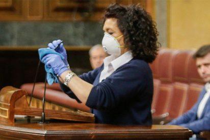 La verdadera heroína del Congreso entre tanto político malote se llama Valentina