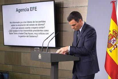 """Los forenses y funcionarios le hacen la 'autopsia' al Gobierno Sánchez: """"Faltan por contabilizar al menos 10.000 muertos por coronavirus"""""""