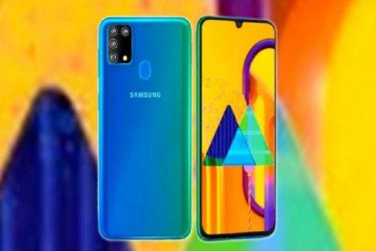 Samsung lanzará su Galaxy M31 en España el próximo 6 de mayo