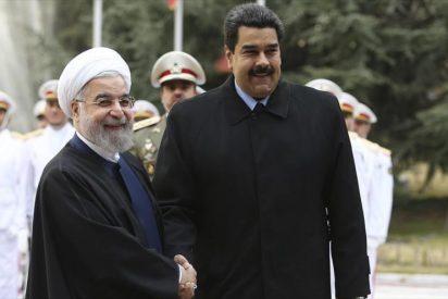 Irán envía 'refuerzos terroristas' a Nicolás Maduro para enfrentarse con EEUU