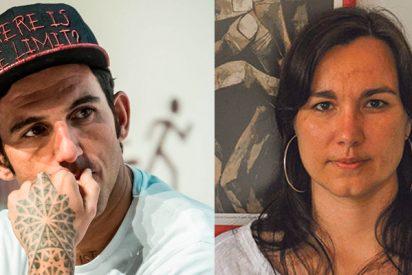La 'mercenaria' catalana de Maduro, Arantxa Tirado, sueña con meter preso al bróker Josef Ajram por criticar los impuestos de Sánchez