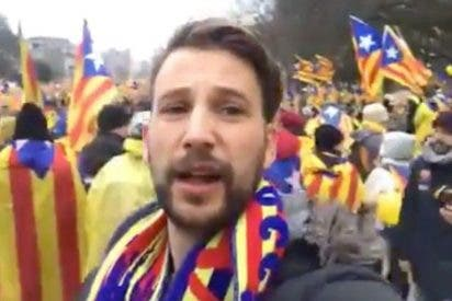 """Un mosso independentista, sobre los respiradores creados por SEAT: """"Para Cataluña y, si queda algo, para España"""""""