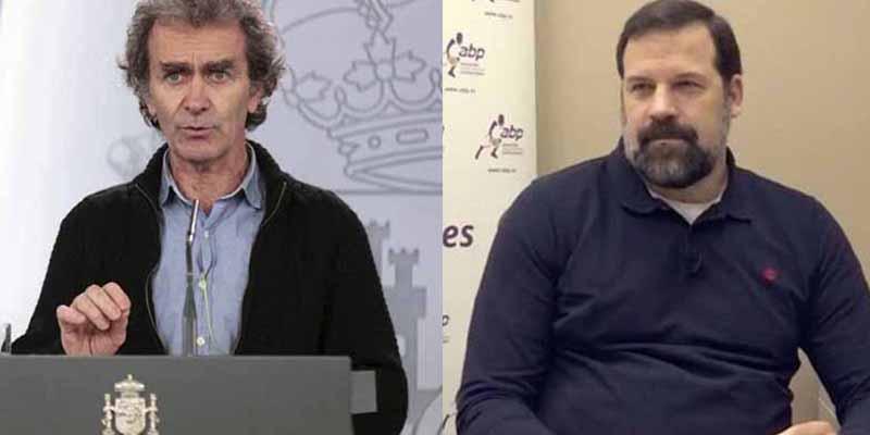"""Alfonso Reyes 'explota' contra Fernando Simón: """"Una detrás de otra, creo que lo hace aposta"""""""