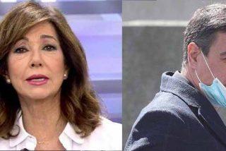 """Ana Rosa 'entierra' al Ejecutivo de ineptos sin perder la elegancia: """"El coronavirus nos ha pillado con el Gobierno que nos ha pillado"""""""