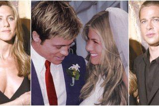 Jennifer Aniston y Brad Pitt, enamorados y prometidos: