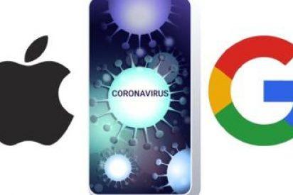 El orwelliano plan de Apple y Google para rastrear el coronavirus desde tu teléfono móvil