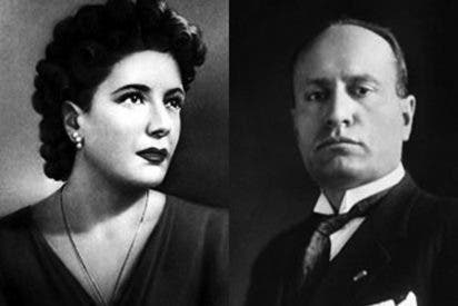 Clara Petacci, la amante de Benito Mussolini, sigue desvelando detalles de 'il Duce', 75 años después de muerta