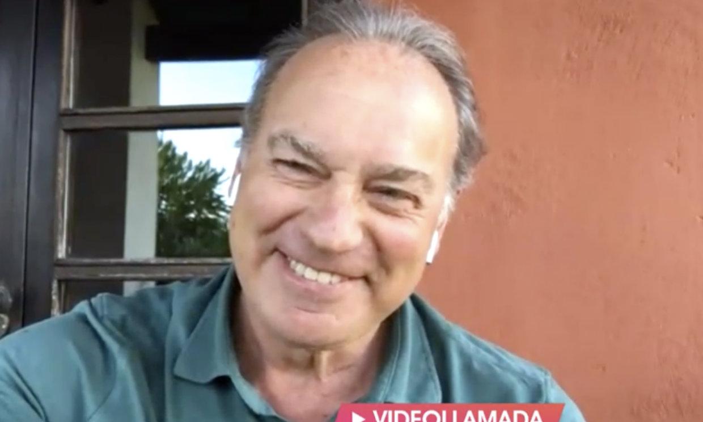 Bertín Osborne reaparece en Telecinco y niega haber sido purgado por orden del Gobierno Sánchez-Iglesias