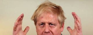 """Boris Johnson: """"Los médicos se habían preparado para anunciar mi muerte"""""""