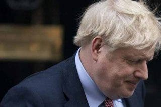 Boris Johnson, hospitalizado por