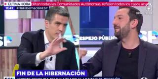 El Quilombo / Gonzalo Bans le chafa en un minuto a Susanna Griso su ridícula defensa de Ana Pastor por censurar Whatsapp