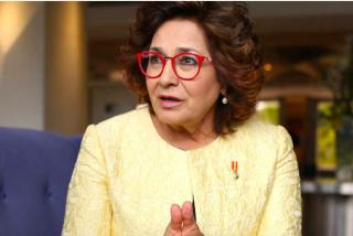 """Entrevista a Carmen Riolobos (PP): """"El Gobierno se la pasa anunciando chorradas que no le interesan a nadie mientras mueren más de 500 españoles al día"""""""