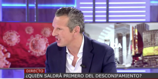 """El Quilombo / ¿Otro que salta del barco? Joaquín Prat raja contra el Gobierno: """"Lo último que se me ocurre es ir con mi hijo al supermercado"""""""
