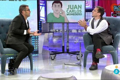 """Monedero aplaude la censura de Jorge Javier en su sueño de una prensa única de """"rojos y maricones"""""""