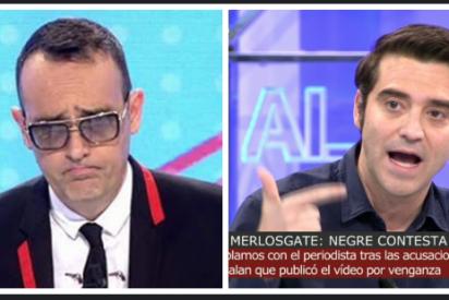 Los daños colaterales del 'MerlosPlace' hunden a 'Todo es Mentira': Negre demanda a Risto por calumnias y Flich queda como una mentirosa