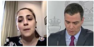 El Quilombo / Una periodista de la CNN revienta el 'Aló, presidente' de Sánchez con tres preguntas lanzadas como puñales