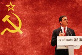 La 'nueva normalidad' de Sánchez y los bolcheviques de Galapagar: una pesadilla totalitaria
