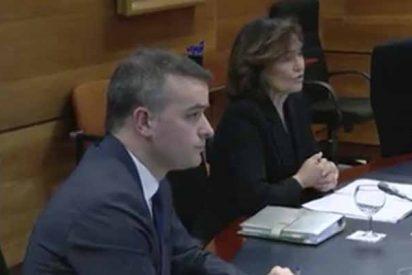 Exclusiva PD: Carmen Calvo trabajó en la Moncloa y asistió al Congreso con sospechas de tener coronavirus
