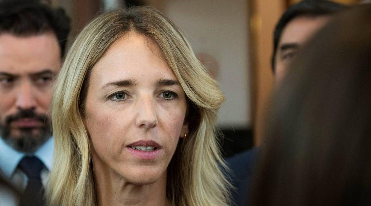 """Cayetana Álvarez de Toledo: """"El Gobierno Sánchez-Iglesias ha tomado decisiones letales para la vida de los españoles"""""""