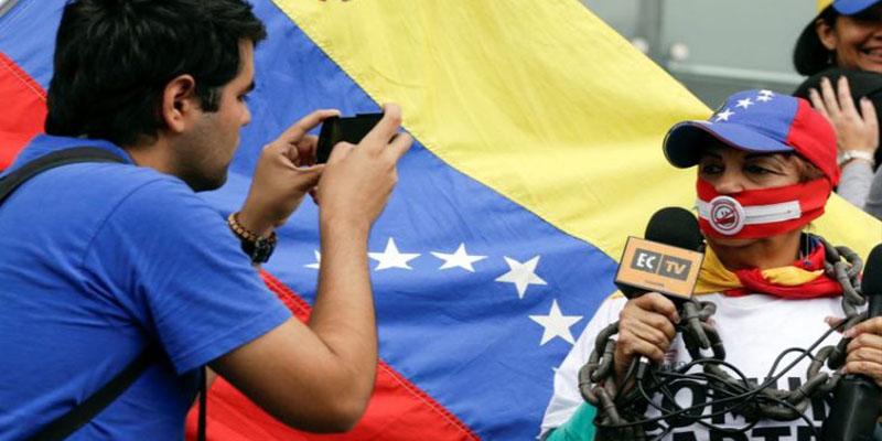 """Así funciona la 'Ley contra el Odio' chavista: 20 años de cárcel y cierre de medios o partidos que """"promuevan el fascismo y la intolerancia"""""""