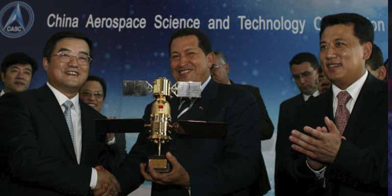 La dictadura chavista sigue destrozando a Venezuela: ahora pierde el satélite Simón Bolívar