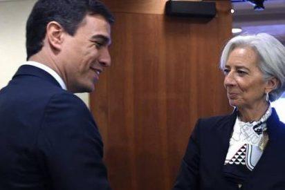 Una ley del BCE derrumba la 'gran idea' económica de Pedro Sánchez: la deuda perpetua europea