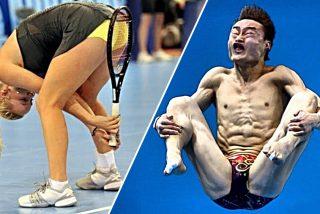 Los 20 momentos más divertidos del deporte captados en cámara