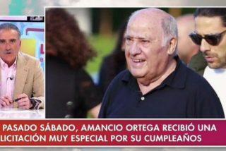 Juan y Medio se deshace en elogios a Amancio Ortega y estalla contra los podemitas: