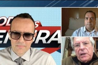 Risto monta una pelea de gallos en TV entre Cao de Benós y Javier Nart, que terminan a voces: