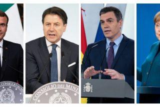 El coronavirus incrementa la popularidad de los líderes europeos, a excepción de uno al que conocemos bien en España