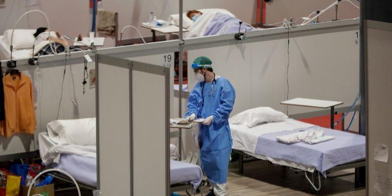 Desciende la cifra de fallecidos en las últimas 24 horas pero el coronavirus deja ya 22.524 víctimas mortales en España