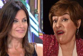 Cristina Seguí enseña matemáticas a la actriz Anabel Alonso, que da por bueno el 'récord' socialista de parados en España