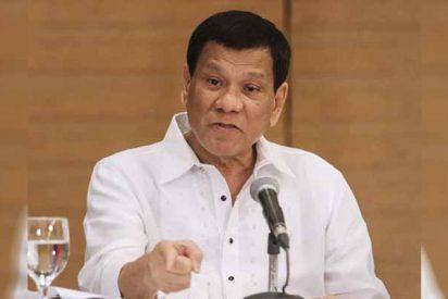 """Duterte ordena disparar contra quienes violen la cuarentena en Filipinas: """"A cambio de causar problemas, te enviaré a la tumba"""""""