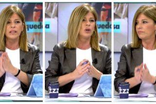 El Quilombo / Esther Palomera se flagela en el programa de Ana Rosa: