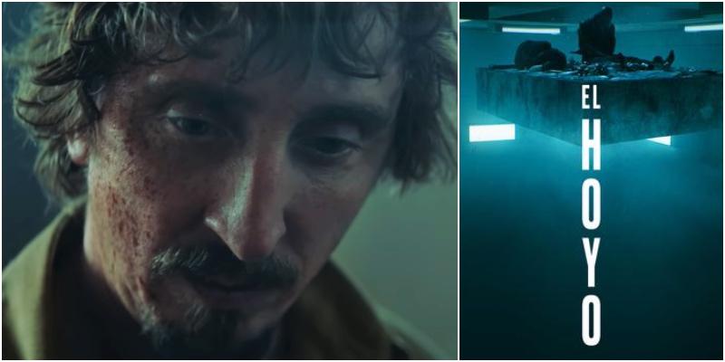 El director de 'El hoyo' explica el significado de su extraño final