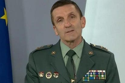 Carta abierta al General Jefe del Estado Mayor de la Guardia Civil